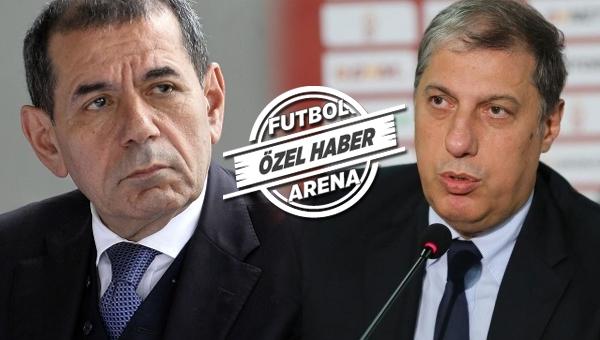 Dursun Özbek'e Lukas Podolski raporu