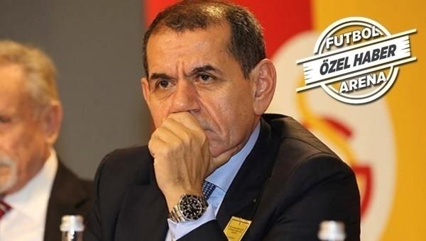 Dursun Özbek'in Arabistan'da sponsorluk anlaşması hedefi