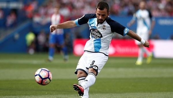 Emre Çolak, Deportivo'yu sırtlıyor