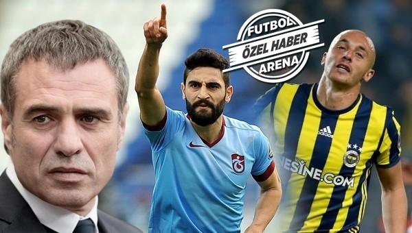 Fenerbahçe ile Trabzonspor arasında Mehmet Ekici - Aatif takası gerçekleşiyor