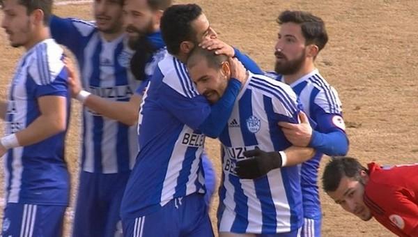 Erzincanspor 0-1 Tuzlaspor maç özeti ve golü
