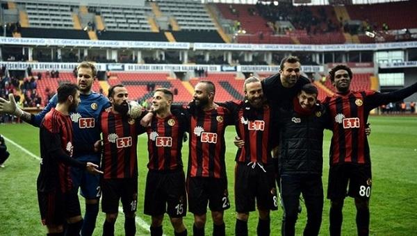 Eskişehirspor'dan büyük şampiyonluk iddıası