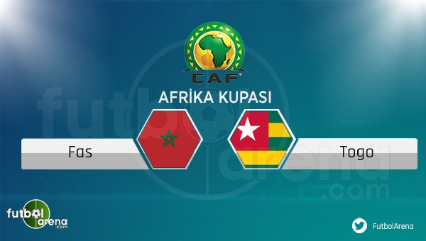 Fas - Togo maçı saat kaçta, hangi kanalda?