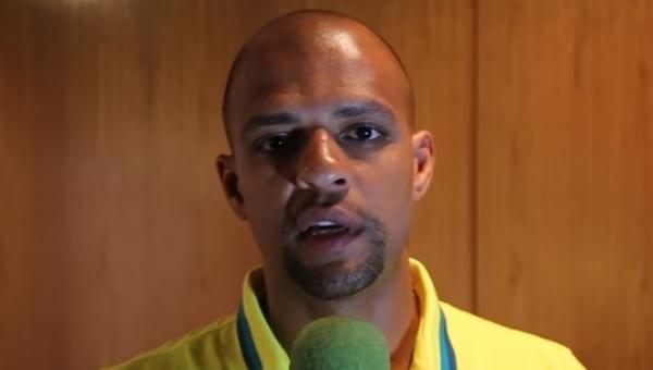 Felipe Melo'dan Fenerbahçe taraftarlarına gönderme