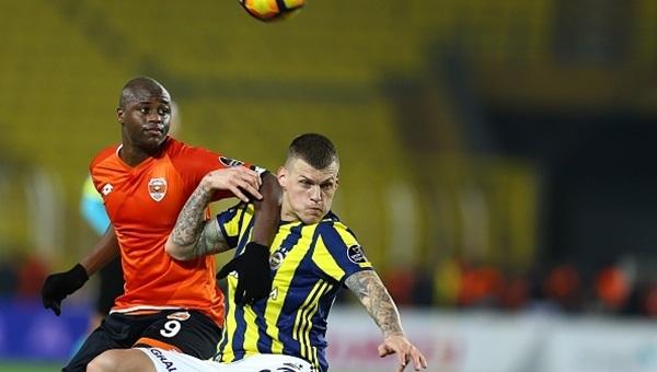 Fenerbahçe 2. yarılarda etkisiz