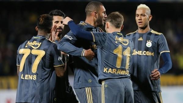 Fenerbahçe 5 - 1 Denizlispor maçı özeti ve golleri