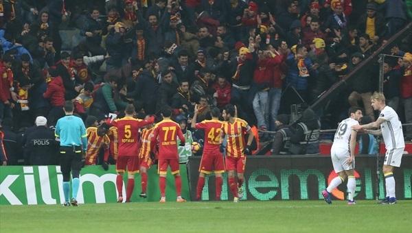 Fenerbahçe, küme düşme potasına diş geçiremiyor