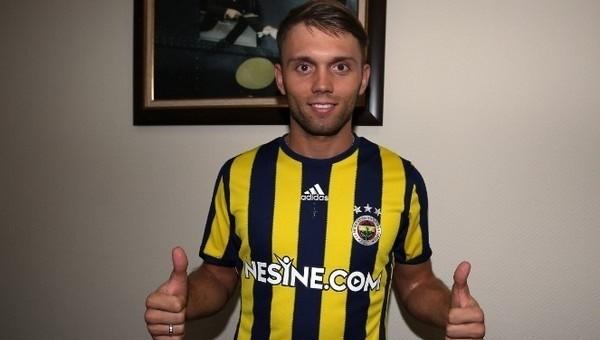 Fenerbahçe, Oleksandr Karavaiev'i açıkladı