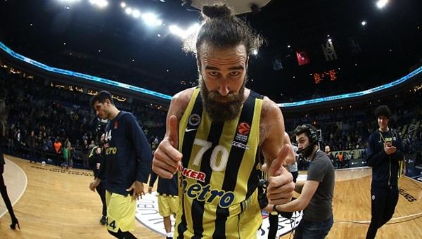 Fenerbahçe, Panathinaikos'u ezdi geçti: 84-63