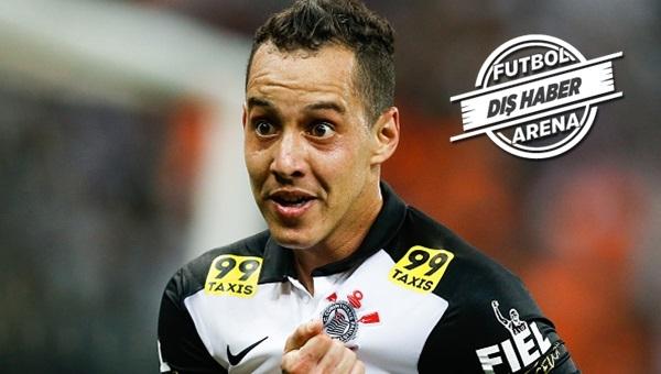 Rodriguinho Fenerbahçe'ye transfer olmak istiyor