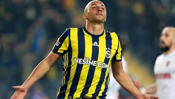 Fenerbahçe'de Aatif kadroya alınmadı