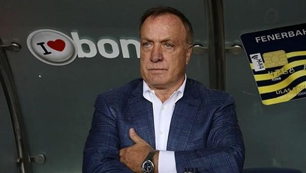 Fenerbahçe'de Advocaat'tan Lens kararı