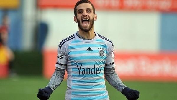 Fenerbahçe'den kiralanan oyuncu ilk maçında gol attı