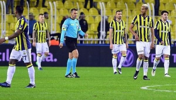 Fenerbahçe'nin belalıları alt sıralarda