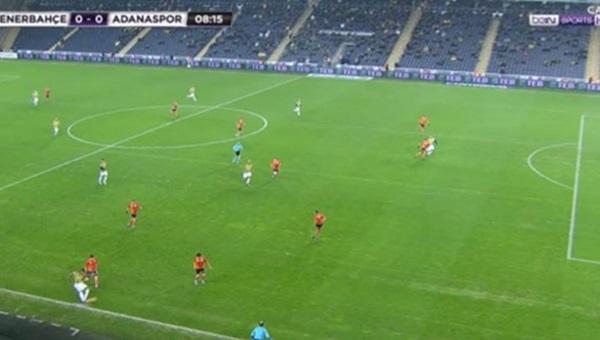 Fenerbahçe'nin golünde ofsayt var mı?