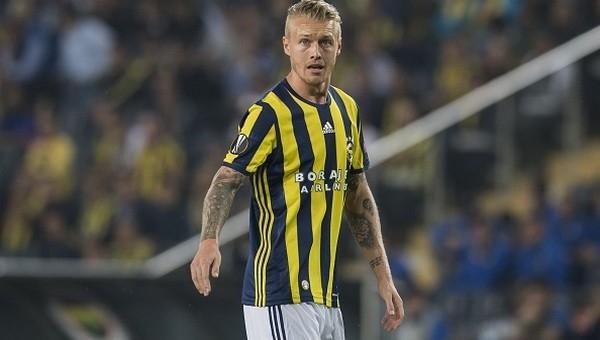 Simon Kjaer, Adanaspor maçında yok