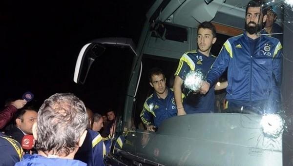 Fenerbahçe'ye saldırıda FETÖ tutuklaması