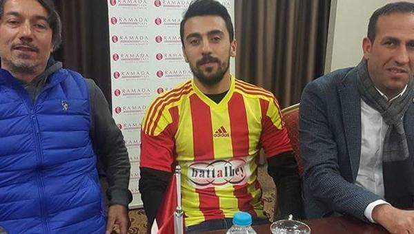 Ferhat Kiraz, Malatyaspor'a transfer oldu