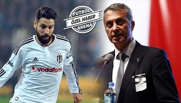 Fikret Orman ve Olcay Şahan'ın Trabzonspor transferi görüşmesi