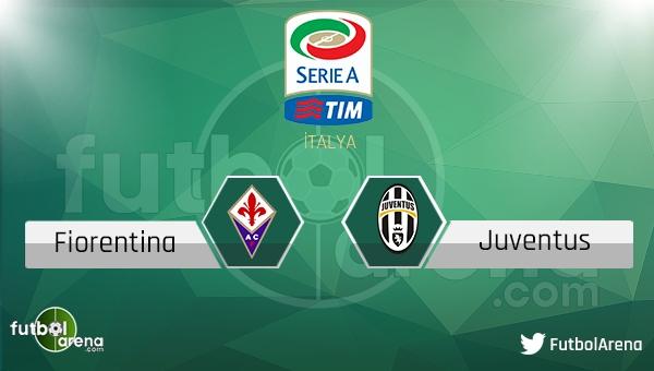 Fiorentina - Juventus maçı saat kaçta, hangi kanalda?