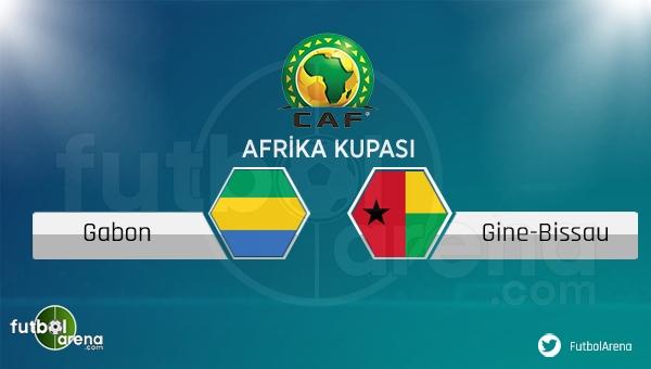 Gabon - Gine Bissau maçı saat kaçta, hangi kanalda?