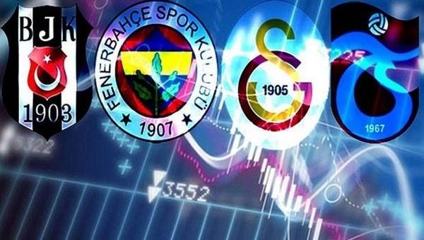 Galatasaray borsada lider oldu