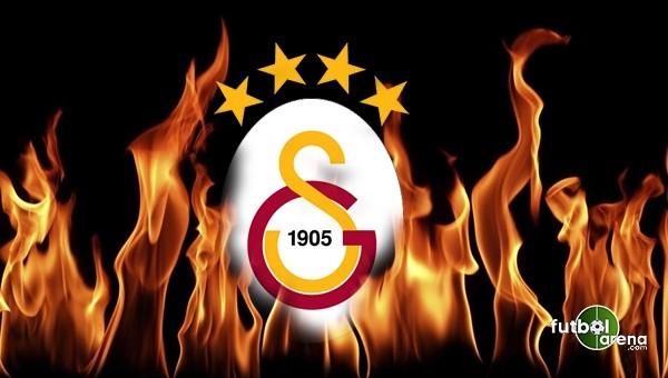 Galatasaray - El İttifak maçında 4 yıldız skandalı!