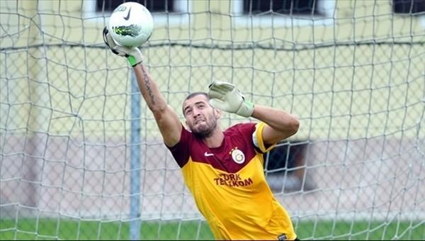 Galatasaray kaleci Eray İşcan'ın sakatlığını açıkladı