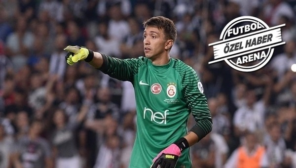 Galatasaray kaleci krizini böyle çözecek