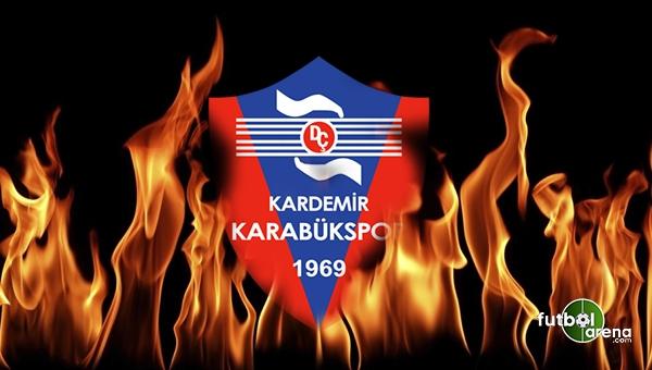 Karabükspor'da Galatasaray maçı öncesi büyük sıkıntı