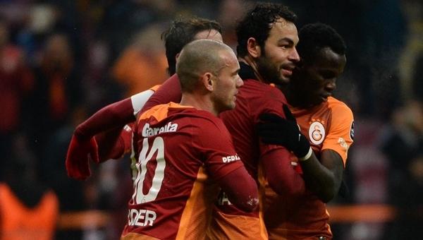 Galatasaray şampiyon olduğu sezondan sonra ilk kez