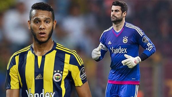 Galatasaray Volkan Demirel ve Josef de Souza'yı TFF'ye şikayet edecek!