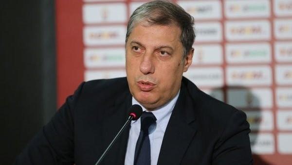 Galatasaray yöneticisi Levent Nazifoğlu'ndan Aziz Yıldırım'a yanıt