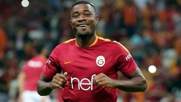 Galatasaray'da Chedjou'ya af çıktı