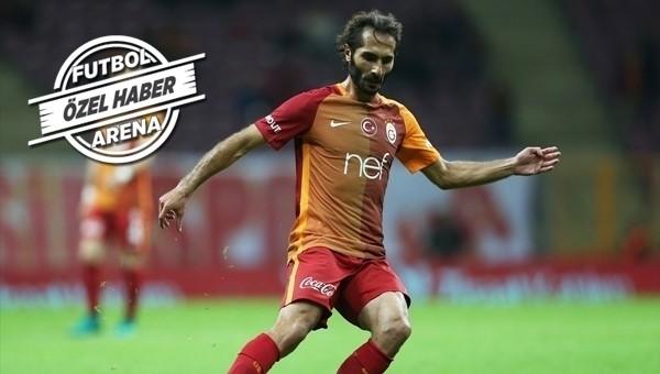 Galatasaray'da Hamit Altıntop sportif direktör mü oluyor?