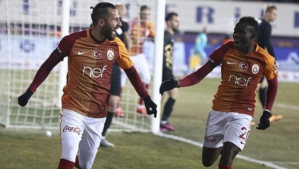 Galatasaray'da kanatlar çok formda
