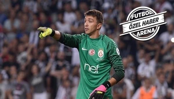 Galatasaray'da Başakşehir maçı öncesinde Muslera zirvesi!