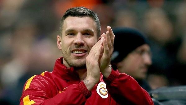 Galatasaray'da Podolski'nin yerine transfer edilecek oyuncu hazır