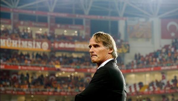 Galatasaray'da Riekerink'in kredisi arttı