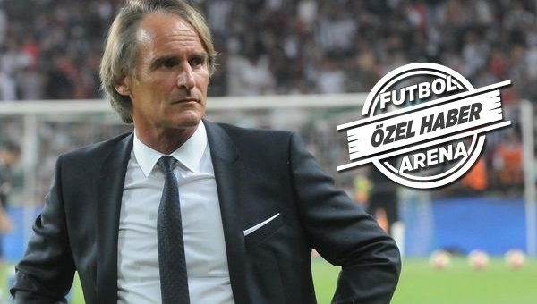 Galatasaray'da Riekerink'ten radikal karar