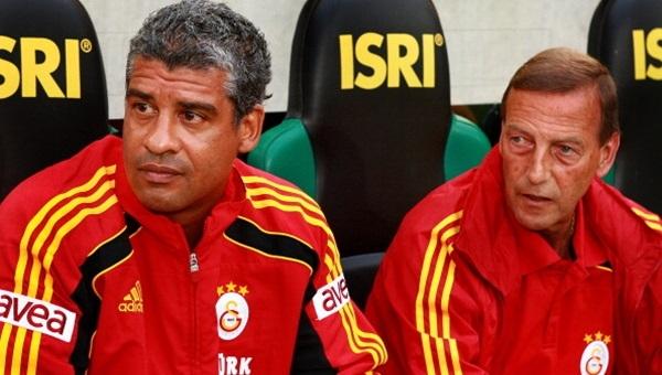 Galatasaray'da Rijkaard'tan sonra ilk kez!