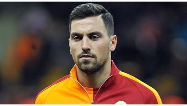 Galatasaray'da Sinan Gümüş sevinci