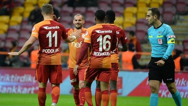 Galatasaray'dan 166 maç sonra bir ilk