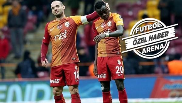 Galatasaray'dan Bruma kararı