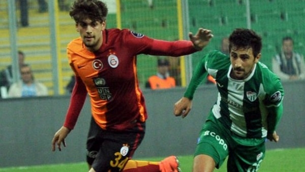 Galatasaray'dan İnegölspor'a transfer oldu