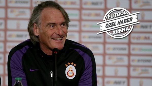 Galatasaray'ın Akhisar Belediyespor maçı 11'i belli oldu