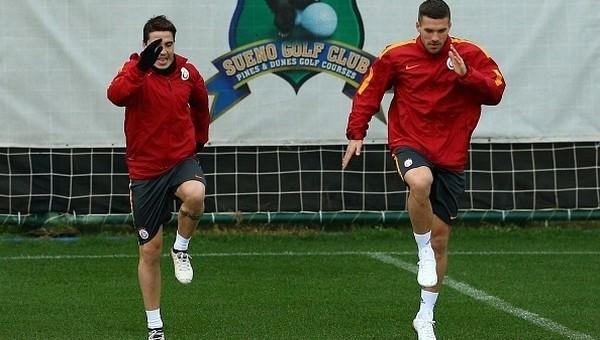 Galatasaray'ın Lukas Podolski şartı