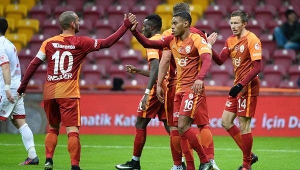Garry Rodrigues'in Erzincanspor'a attığı golü izle