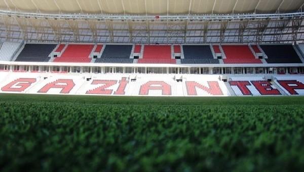 Gaziantep Arena'nın ilk biletleri satışta