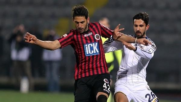 Hakan Aslantaş Gaziantepspor'a kiralandı
